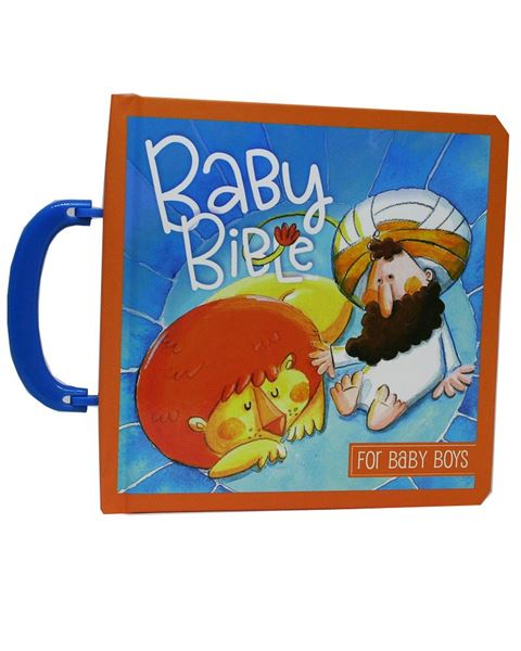 Picture of Baby Bible for Baby Boys Board Book