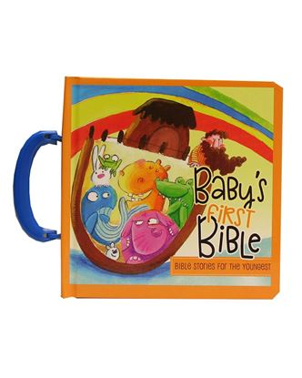 Picture of Baby's First Bible - Bible Stories for the Youngest