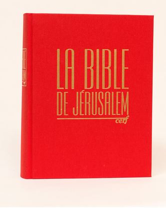 Picture of Bible de Jérusalem