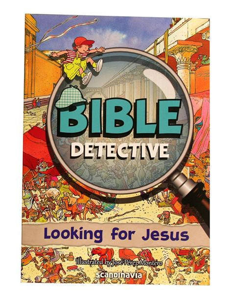 Picture of Bible Detective: Looking for Jesus