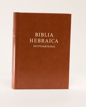 Picture of Biblia Hebraica Stuttgartensia – Editio Minor