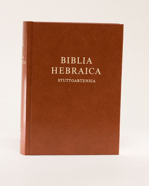 Picture of Biblia Hebraica Stuttgartensia – Editio Minor