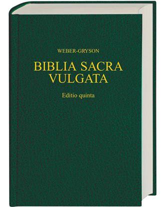 Picture of Biblia Sacra iuxta Vulgatam Versionem