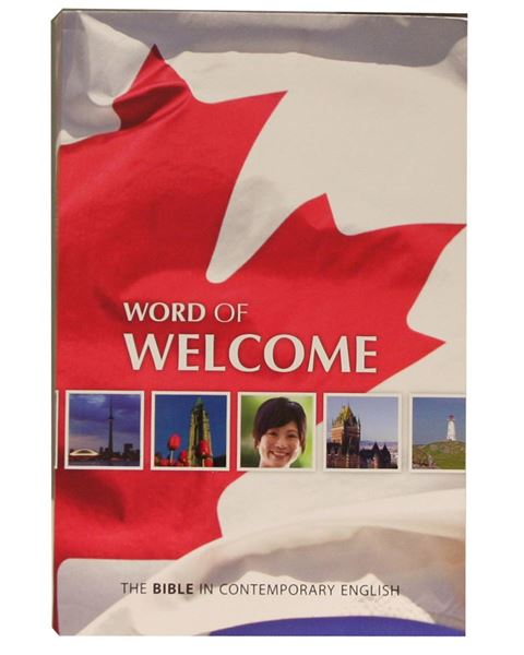 Picture of 'Word of Welcome' Bible