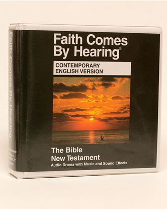 Picture of CEV Dramatized New Testament on CD
