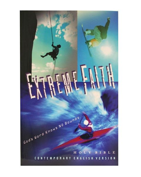 Picture of CEV Extreme Faith Bible