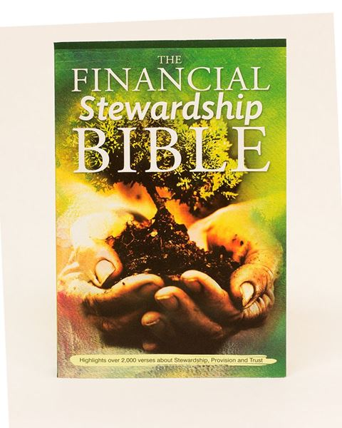 Picture of CEV Financial Stewardship Bible