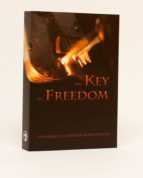 Picture of CEV – Key to Freedom, Bible for Prison Ministry