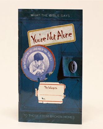Picture of You Are Not Alone