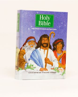Picture of CEV Illustrated Children's Bible with Deuterocanon/Apocrypha