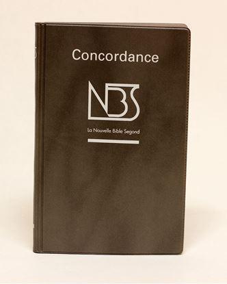 Picture of Concordance de la Bible NBS