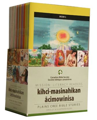 Picture of Cree Western (Plains Contemporary) - Mission:Literacy! Set of 30 Books