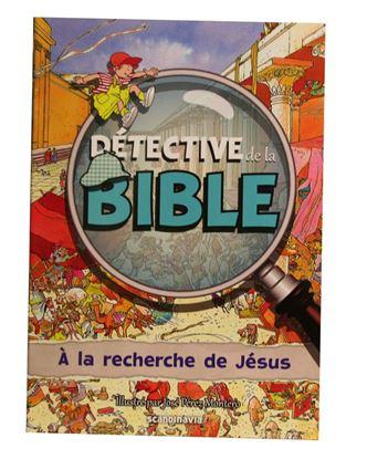Picture of Détective de la Bible – À la recherche de Jésus