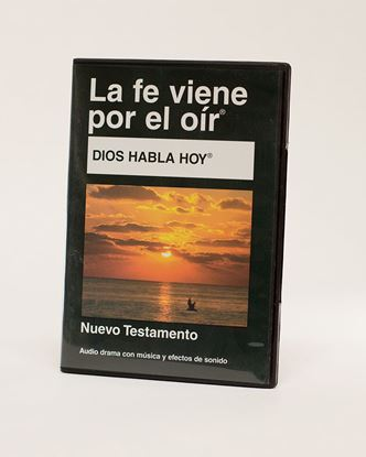 Picture of Spanish MP3 New Testament on CD, Dramatized