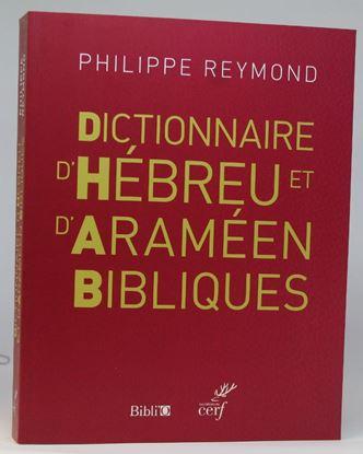 Picture of Dictionnaire d'hébreu et d'araméen bibliques