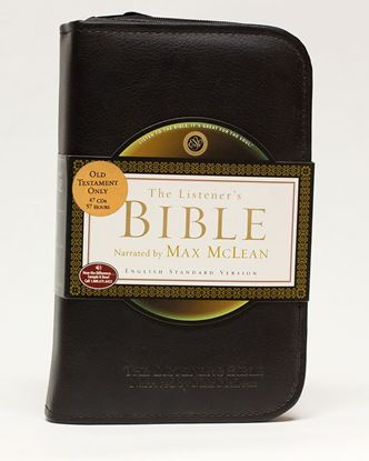 Picture of ESV The Listener's Old Testament on CD