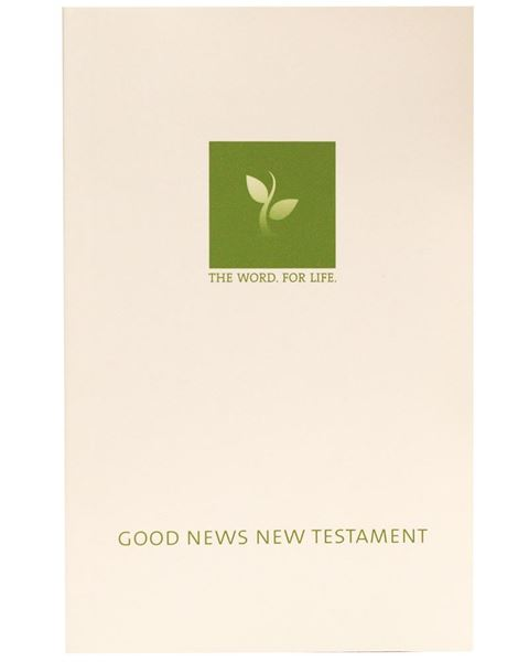 Picture of Good News New Testament