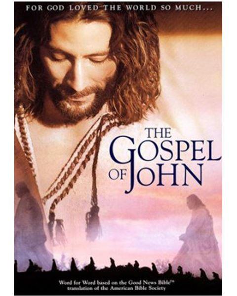 Picture of Gospel of John Movie DVD