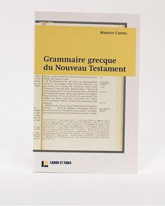 Picture of Grammaire Grecque du Nouveau Testament