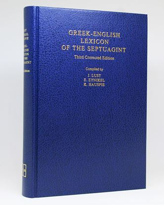 Picture of Greek/English Lexicon of the Septuagint