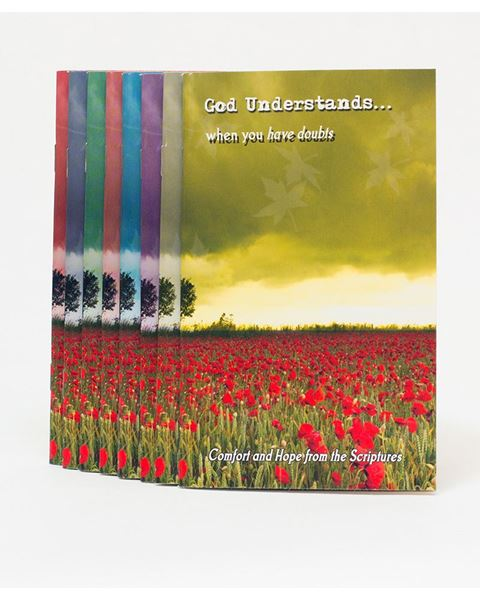 Picture of God Understands Series  (Set of 8)