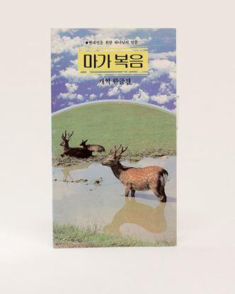 Picture of Korean (Hankul) Gospel of Mark