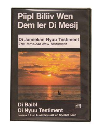 Picture of Piipl Biliiv Wen Dem Ier Di Mesij – Jamaican Patois New Testament