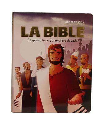 Picture of LA BIBLE - Le livre du mystère dévoilé