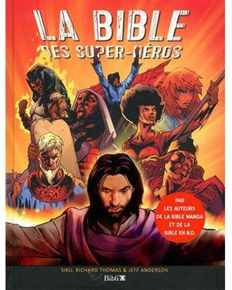 Picture of Bible des Super-Héros