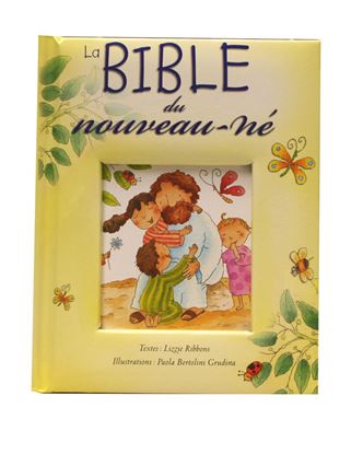 Picture of Bible du nouveau-né