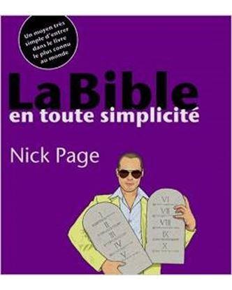 Picture of Bible en toute simplicité