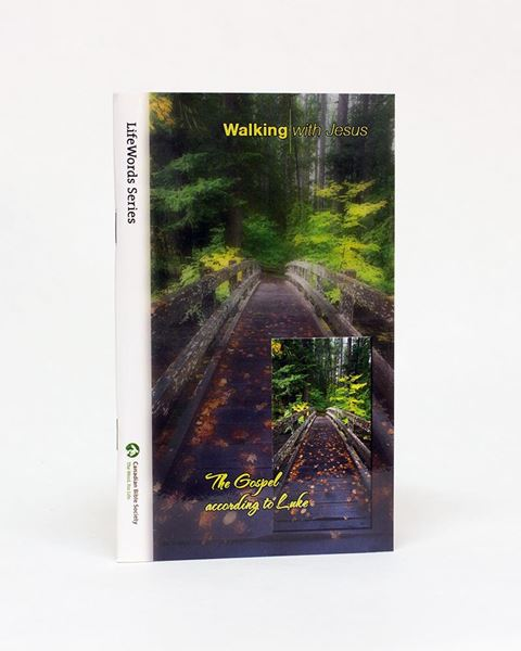 Picture of Walking with Jesus (The Gospel of Luke) – LifeWords Series
