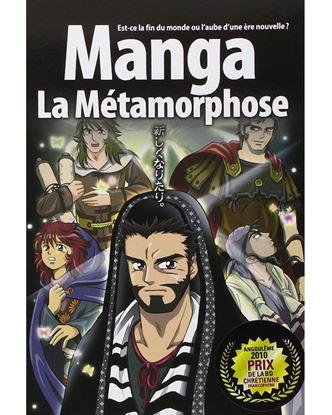 Picture of MANGA - La métamorphose