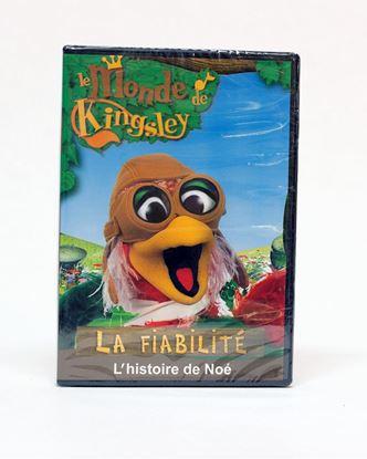 Picture of L'histoire de Noé – La fiabilité