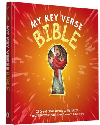 Picture of My Key Verse Bible