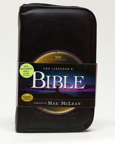 Picture of NIV Old Testament on CD – The Listener's Bible