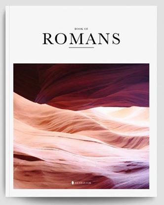 Picture of Alabaster Book of Romans (NLT)