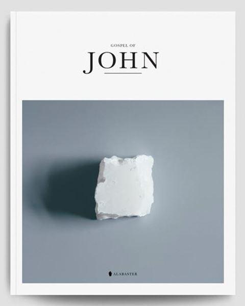Picture of  Alabaster Gospel of John (NLT)