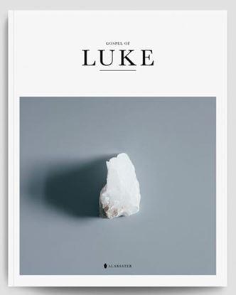 Picture of Alabaster Gospel of Luke (NLT)