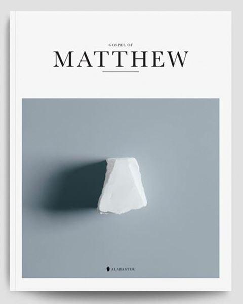 Picture of Alabaster Gospel of Matthew (NLT)