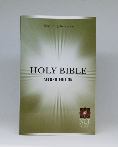 Picture of NLT Bible, Outreach Edition