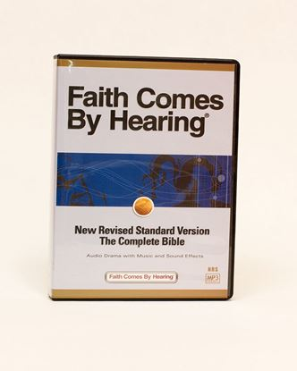 Picture of NRSV MP3 Dramatized Bible on CD