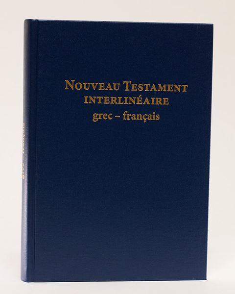 Picture of Grec-Français – Nouveau Testament interlinéaire (NA28-TOB/FC)