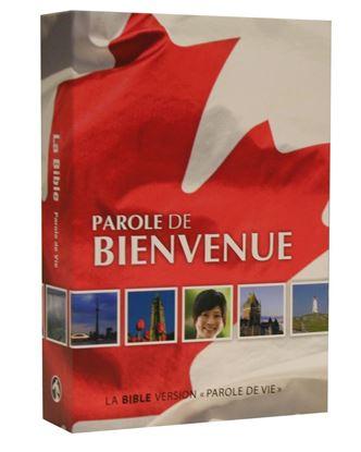 Picture of Bible Parole de Vie- Parole de bienvenue