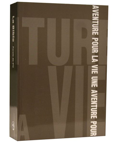 Picture of Bible Parole de Vie- Aventure pour la vie
