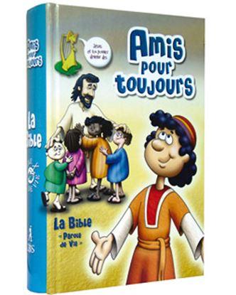 Picture of Bible Parole de Vie Amis pour toujours