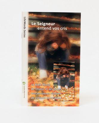 Picture of Le Seigneur entend vos cris