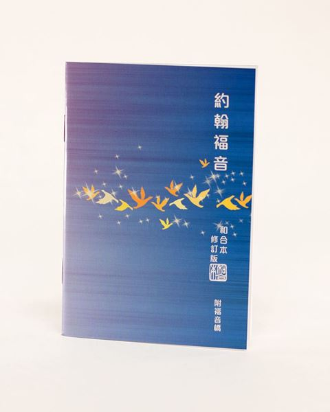 Picture of Chinese Gospel of John RCU