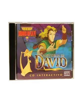 Picture of Spanish Story of David - Interactive CD-ROM