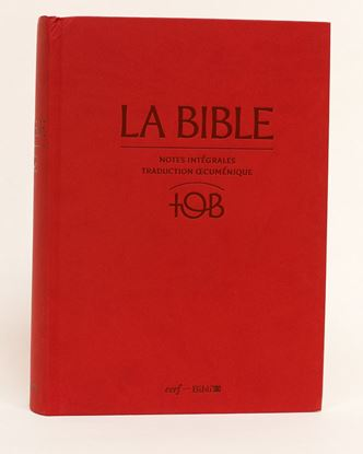 Picture of Bible TOB 2010 Notes intégrales